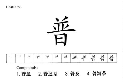 Learning How To Read Chinese Characters My Blog